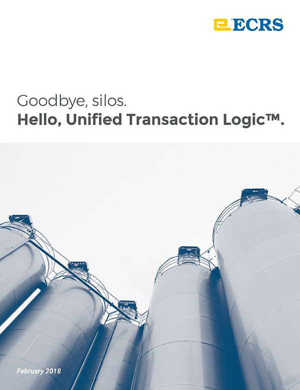 Goodbye, Silos. Hello, Unified Transaction Logic™