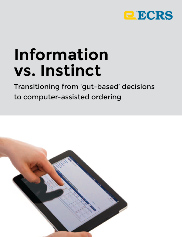 Information vs. Instinct