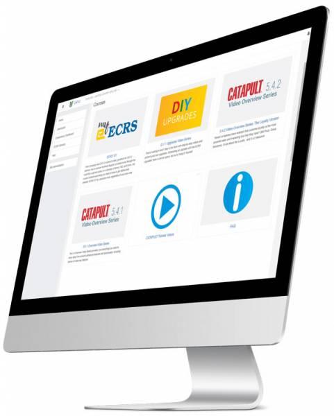 CATAPULT University Online Portal