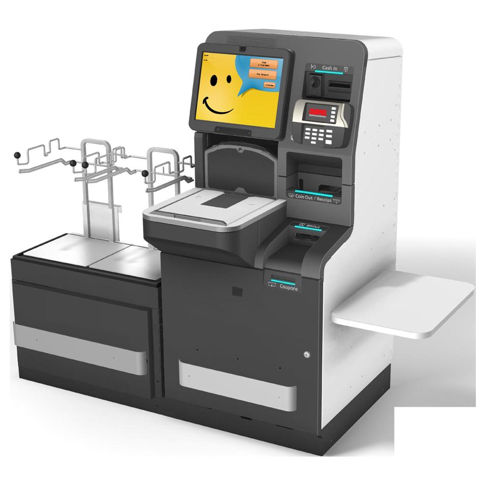 Fujitsu U-Scan® Genesis II Self-Checkout
