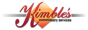 Kimbles Food By Design Logo
