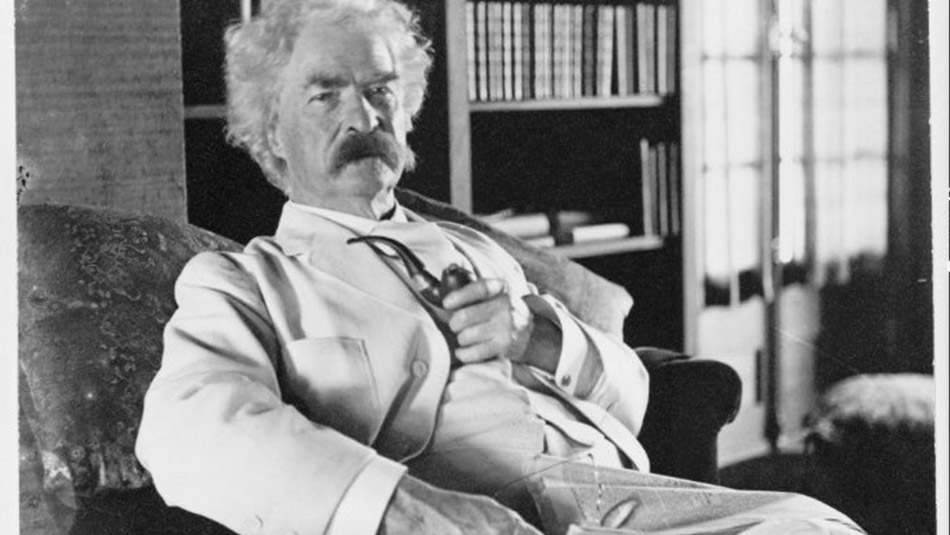 Mark Twain Tells How to Astonish Others