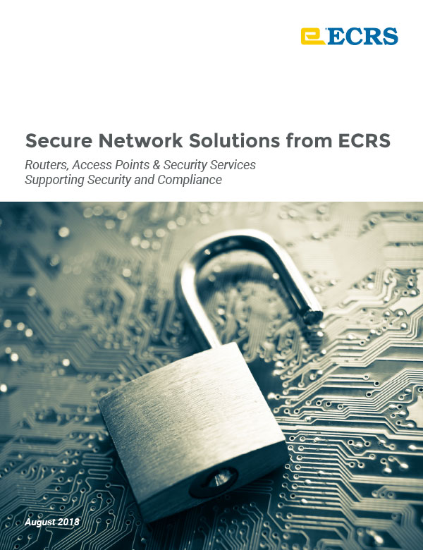 Secure Network Solutions from ECRS