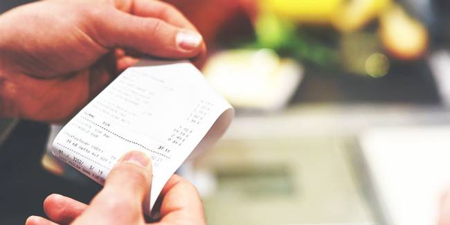 6 Ways Retailers Can Use Receipts to Make More Money