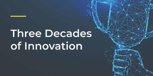 ECRS: Three Decades of Innovation